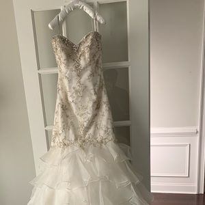 MAGGIE SOTTERO AGNES WEDDING DRESS